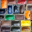 Watercolor paints - Stockfoto