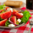 Greek salad — Stock Photo #3202765