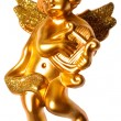 Figure of an angel-cupid - Stock Photo
