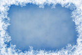 Winter background — Stockfoto