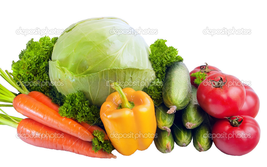 Фото Группа Овощей