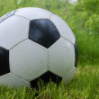 Stock Photo: Soccer ball
