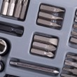 Set of tools - Stock Photo