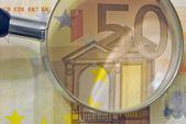 Euro in Europe — Stock Photo