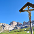 Royalty-Free Stock Photo: Dolomites Unesco