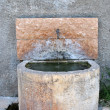 Stock Photo: Stone fountain