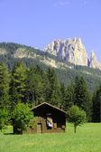 Dolomites Unesco — Stock Photo