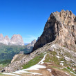 Dolomites Unesco — Stock Photo