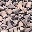 Dolomite rock textures - Stock Photo
