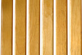 木質フェンス — ストック写真