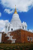 Pagoda blanca — Foto de Stock