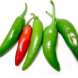 Peppers — Stock Photo #3199100