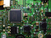 Electronic board — Stock Photo