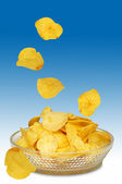 Chips — Stock Photo