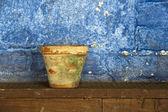 Old Plant Pot — Stock Photo