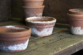 Clay Pots — Stock Photo