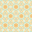 Orange wallpaper — Imagen vectorial