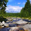 Mountains river - Stockfoto
