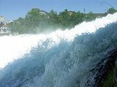 Waterfall (rhine falls) — Zdjęcie stockowe