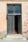 门 — 图库照片