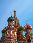 St. Basil's Cathedral — Stockfoto