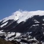 Gran sasso mountains — Stock Photo #3207261