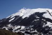Gran sasso mountains — Stock Photo
