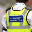 Community Protection Officer. — Stock Photo #3881511