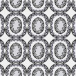 Seamless medallion pattern2 — Stock Vector