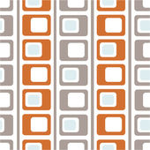 Patrón cuadrado transparente — Vector de stock