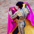 Traditional spanish corrida — Stock Photo