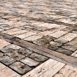 Texture of wooden floor — Stock Photo