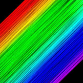 Light spectrum — Stock Photo