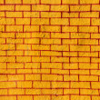 Stock Photo: Brick wall graffiti