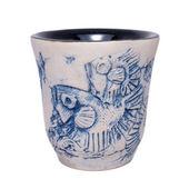 Ceramic cup — Stock Photo