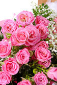 Pink Bridal Bouquet — Stock Photo