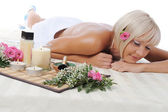 Spa procedure — Stock Photo