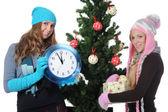 Vánoční čas — Stock fotografie