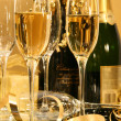 Royalty-Free Stock Photo: Champagne party