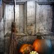noc Halloween — Zdjęcie stockowe