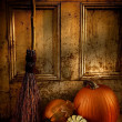 Royalty-Free Stock Photo: Halloween night