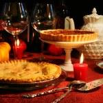 Sobremesas festivas — Foto Stock #3300024