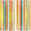 Striped holiday background - Stock Photo