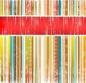 Striped holiday background — Stock Photo