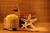 Sauna time — Stock Photo