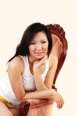 Beautiful Asian woman. — Stock Photo