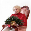 Senior citizen — Stock Photo