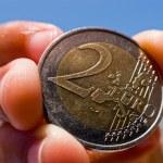 EuroCoin — Stock Photo #3453632