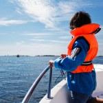 Sea Safety — Stock Photo #3734915