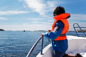 Sea Safety — Stockfoto
